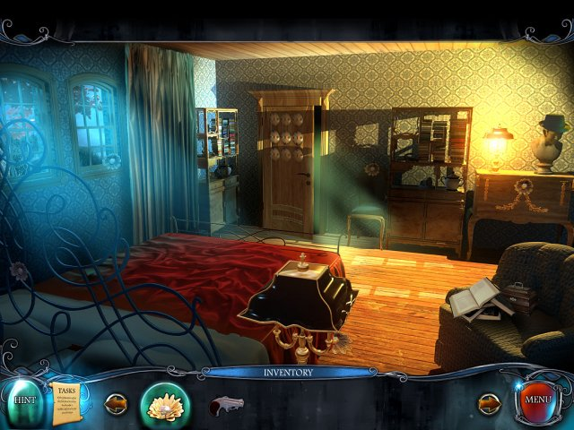 Game screenshot  «Red Crow Mysteries: Legion» № 2