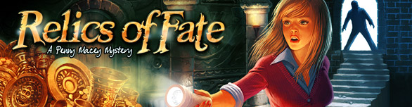 Game Relics of Fate A Penny Macey Mystery