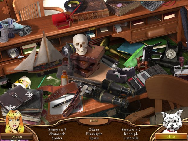 Game screenshot  «Relics of Fate: A Penny Macey Mystery» № 1