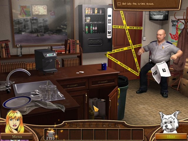 Game screenshot  «Relics of Fate: A Penny Macey Mystery» № 2