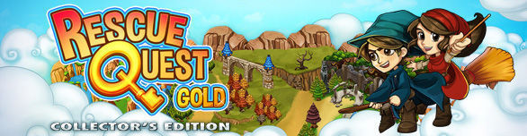 Game Rescue Quest Gold Collector s Edition