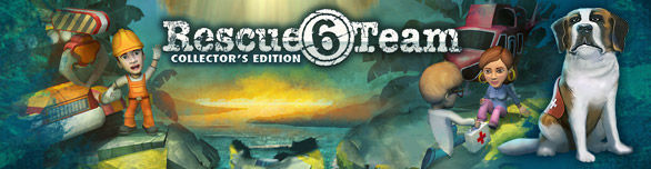 Game Rescue Team 6 Collector s Edition