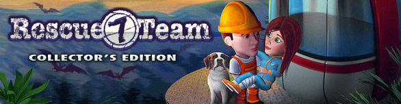 Game Rescue Team 7 Collector s Edition