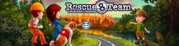 Game Rescue Team 8 Collector s Edition