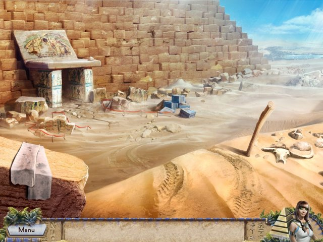 Game screenshot  «Riddles of Egypt» № 2