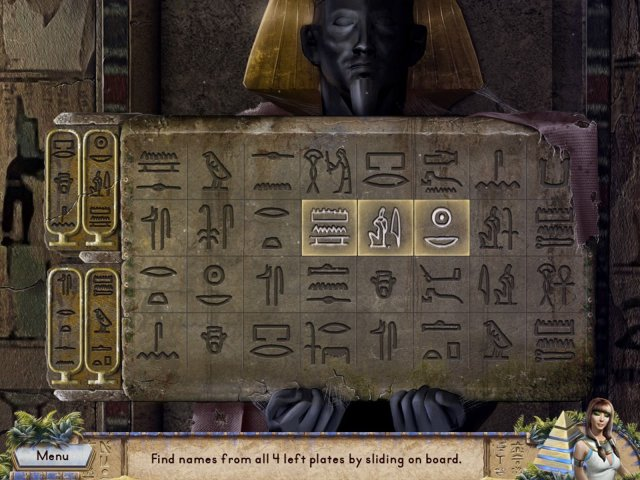 Game screenshot  «Riddles of Egypt» № 5