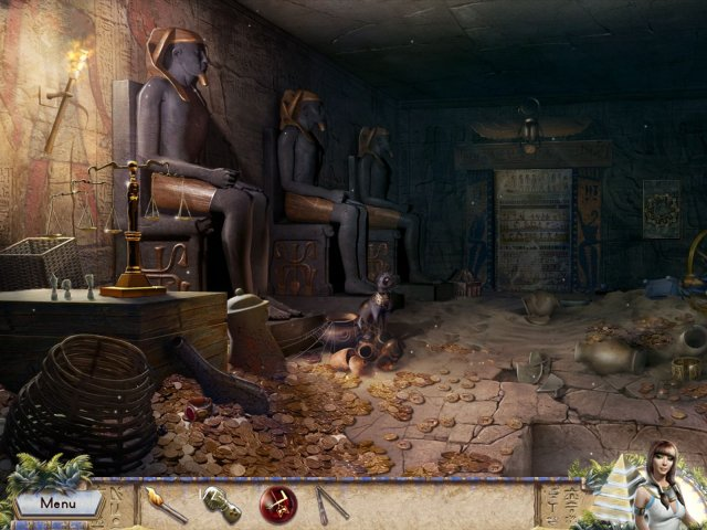 Game screenshot  «Riddles of Egypt» № 6