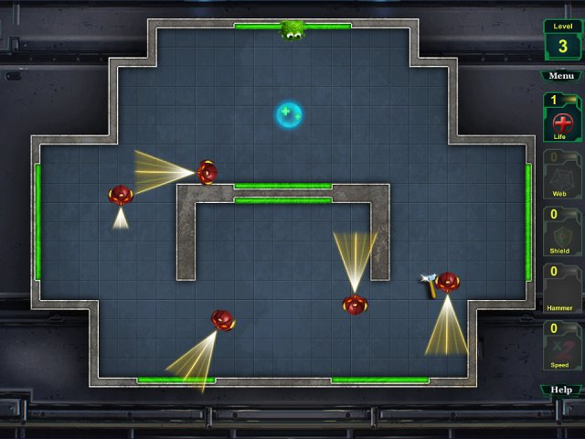 Game screenshot  «RoboZone» № 1