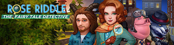 Game Rose Riddle The Fairy Tale Detective