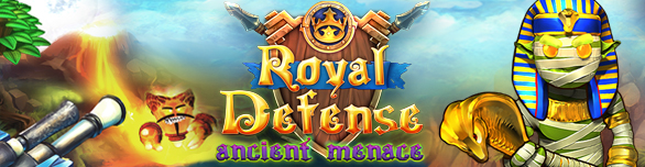 Game Royal Defense Ancient Menace
