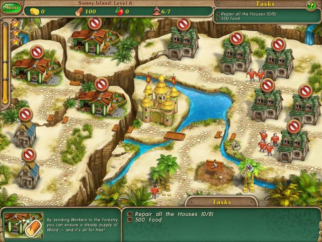 Game screenshot  «Royal Envoy 3. Collector's Edition» № 3