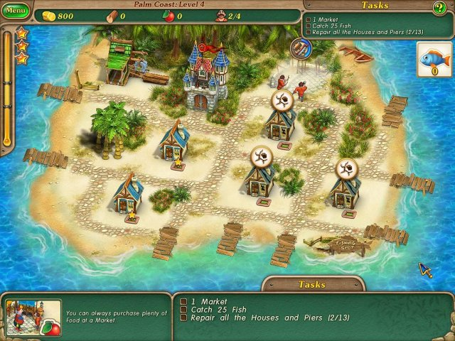 Game screenshot  «Royal Envoy: Campaign for the Crown. Collector's Edition» № 2