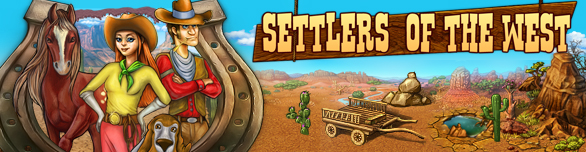 Game Settlers of the West