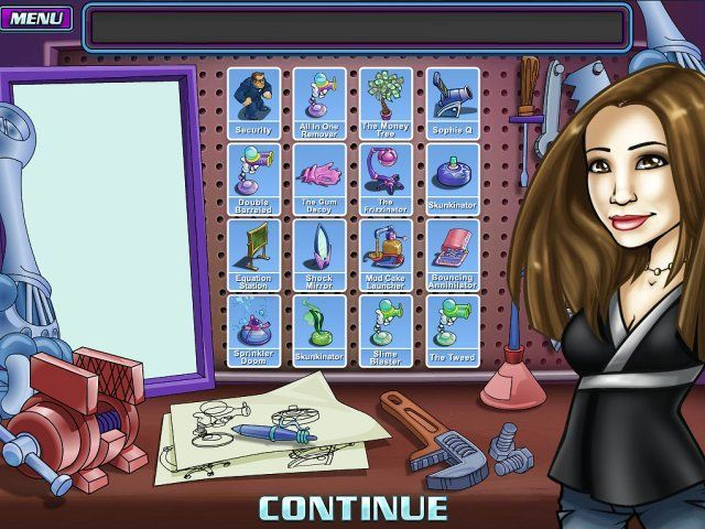 Game screenshot  «Shannon Tweed's: Attack of the Groupies» № 7
