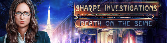Game Sharpe Investigations Death on the Seine