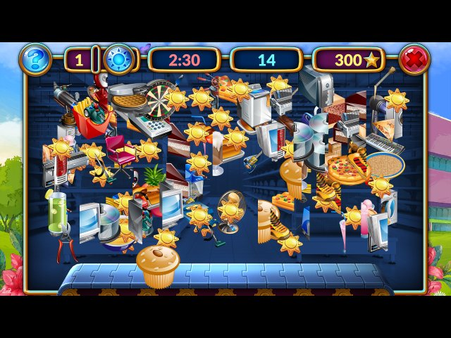 Game screenshot  «Shopping Clutter: The Best Playground» № 5