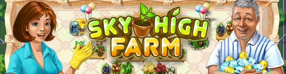 Game Sky High Farm