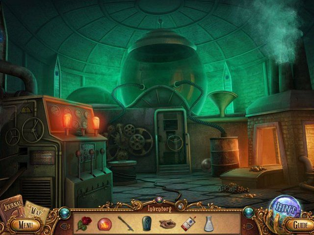 Game screenshot  «Small Town Terrors: Galdor's Bluff. Collector's Edition» № 3