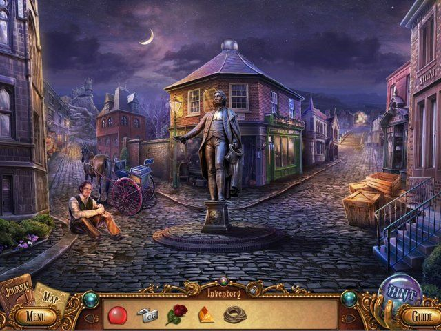 Game screenshot  «Small Town Terrors: Galdor's Bluff» № 1