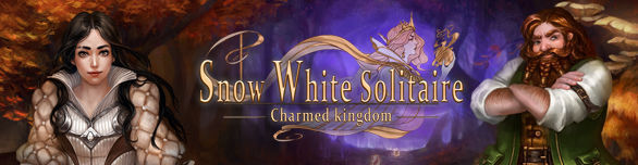 Game Snow White Solitaire Charmed Kingdom