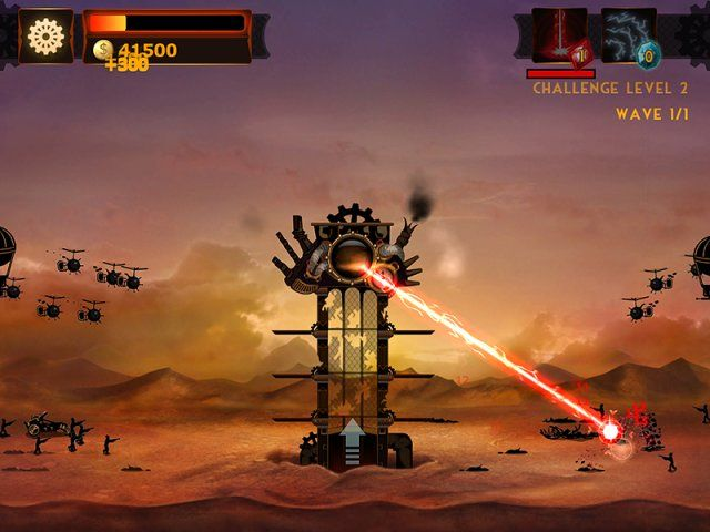 Game screenshot  «Steampunk Tower» № 4