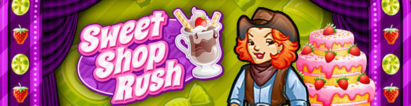 Game Sweet Shop Rush