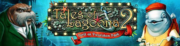 Game Tales of Lagoona 2 Peril at Poseidon Park