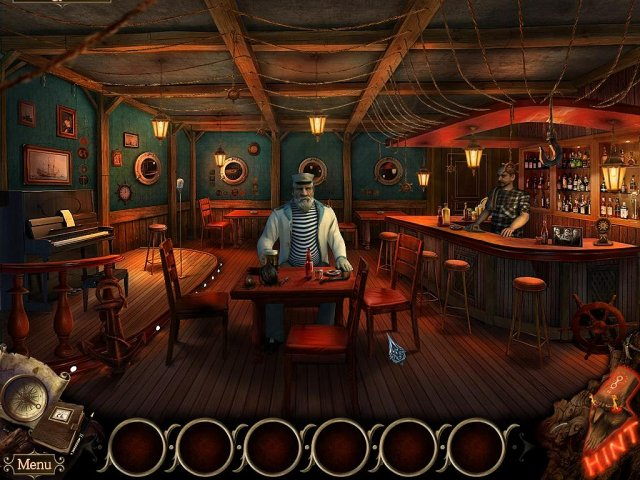 Game screenshot  «The Cursed Island: Mask of Baragus. Collector's Edition» № 2