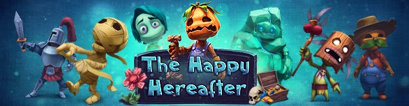 Game The Happy Hereafter