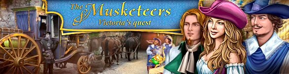 The Musketeers: Victoria's Quest