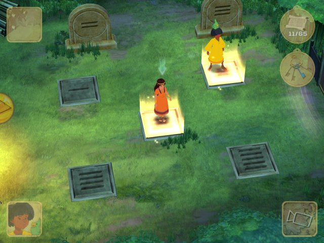 Game screenshot  «The Mysterious Cities of Gold: Secret Paths» № 2