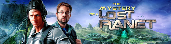 Game The Mystery Of a Lost Planet