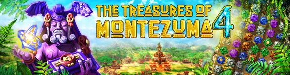 Game The Treasures of Montezuma 4