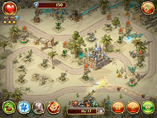 Game screenshot  «Toy Defense 3: Fantasy» № 3