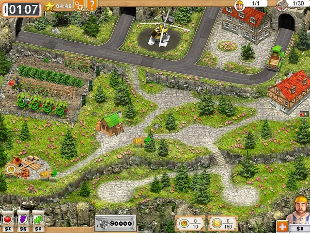 Game screenshot  «TV Farm 2» № 2