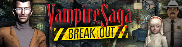 Vampire Saga: Break Out