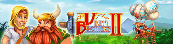 Game Viking Brothers 2