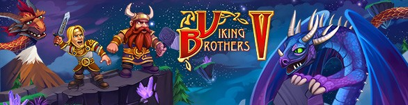Game Viking Brothers 5