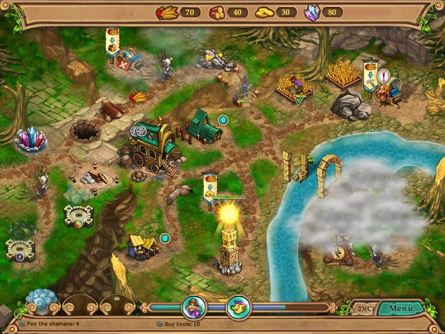Game screenshot  «Weather Lord: Following The Princess. Collector's Edition» № 1