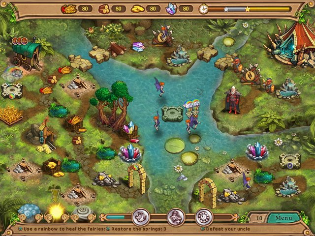 Game screenshot  «Weather Lord: Following The Princess. Collector's Edition» № 6