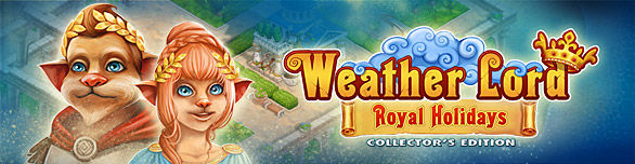 Weather Lord: Royal Holidays. Collector's Edition