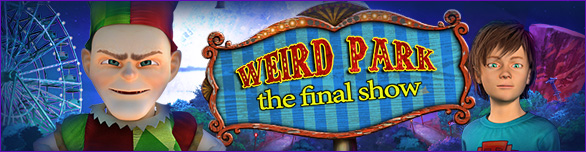 Game Weird Park The Final Show
