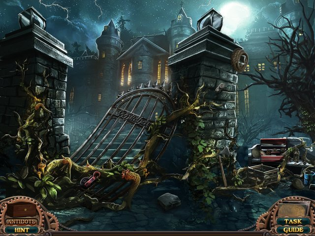 Game screenshot  «White Haven Mysteries. Collector's Edition» № 1