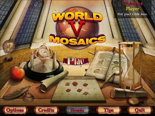 Game screenshot  «World Mosaics 5» № 1