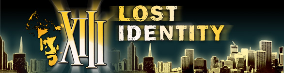 Game XIII Lost Identity