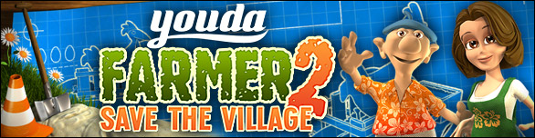 Game Youda Farmer 2 Save the Village