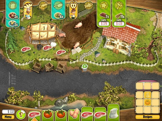 Game screenshot  «Youda Farmer 2: Save the Village» № 2