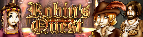 Robin's Quest: A Legend Is Born